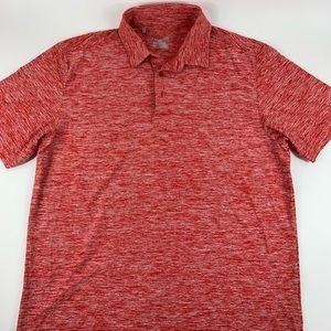 Under Armour Short Sleeve Heat Gear Loose Tshirt L